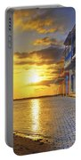 Puerto Rico Montage 1 Portable Battery Charger by Stephen Anderson