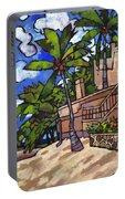 Puerto Vallarta Landscape Portable Battery Charger