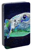 Puffer Fish Portable Battery Charger
