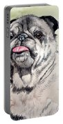 Pug Portable Battery Charger