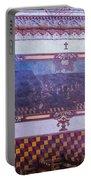 Pulpit San Xavier Mission - Tucson Arizona Portable Battery Charger