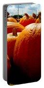 Pumpkin Patch Piles Portable Battery Charger