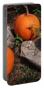 Pumpkins For October  Portable Battery Charger