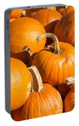 Pumpkins Pile 1 Portable Battery Charger