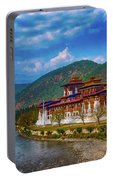 Punakha Dzong Portable Battery Charger