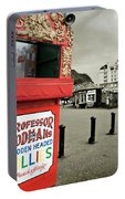 Punch And Judy Theatre On Llandudno Promenade Portable Battery Charger