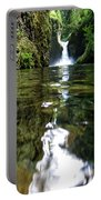 Punchball Falls Portable Battery Charger