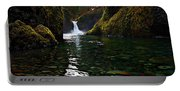Punchbowl Falls Portable Battery Charger