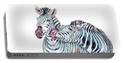 Punda Milia Zebra Portable Battery Charger