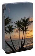 Punta Cana Sunrise Portable Battery Charger
