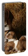 Puppies Portable Battery Charger