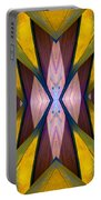 Pure Gold Lincoln Park Wood Pavilion N89 V1 Portable Battery Charger