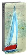 Pure Michigan Boating Portable Battery Charger