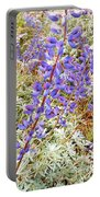 Pure Wild  Purple Portable Battery Charger