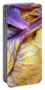 Purple Cabbage Portable Battery Charger