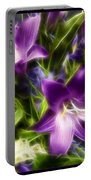 Purple Dream Portable Battery Charger