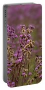Purple Fields Portable Battery Charger