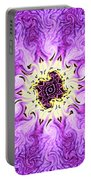 Purple Haze Portable Battery Charger