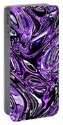 Purple Haze Portable Battery Charger
