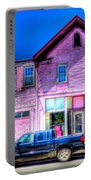 Purple House Portable Battery Charger