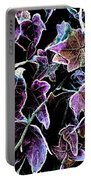 Purple Ivy Portable Battery Charger