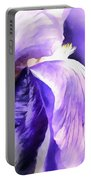 Purple Life Portable Battery Charger