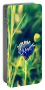 Purple Love Portable Battery Charger