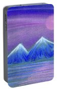 Purple Night 3 Portable Battery Charger