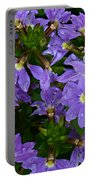 Purple Perspective Portable Battery Charger