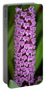 Purple Pillar Portable Battery Charger
