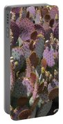 Purple Prickly Pear 2 Portable Battery Charger