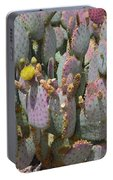 Purple Prickly Pear 1 Portable Battery Charger