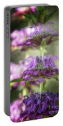 Purple Promises Portable Battery Charger