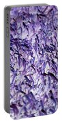 Purple, Purple, And More Purple Portable Battery Charger