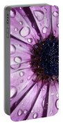 Purple Rain Portable Battery Charger