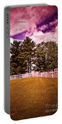 Purple Sky Portable Battery Charger