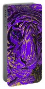 Purple Tiger Portable Battery Charger