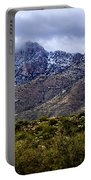 Pusch Ridge Snow No8 Portable Battery Charger