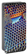 Pvc Abstract Portable Battery Charger