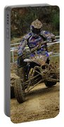 Quad Cross Racer Portable Battery Charger