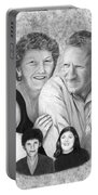 Quade Family Portrait  Portable Battery Charger