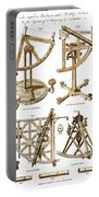 Quadrants And Sextant, 1790 Portable Battery Charger