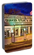 Quaker Steak And Lube Portable Battery Charger