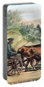 Quakers, 1776 Portable Battery Charger
