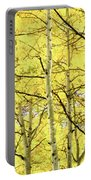 Quaking Aspen Fall Portable Battery Charger