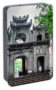 Quan Thanh Temple Gate Portable Battery Charger