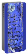 Quatrain Burst Portable Battery Charger