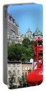 Quebec City 57 Portable Battery Charger