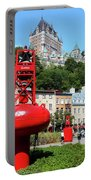 Quebec City 58 Portable Battery Charger