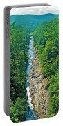 Quechee Gorge-vermont  Portable Battery Charger